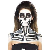 Flytande latex Sminkset - Skelett