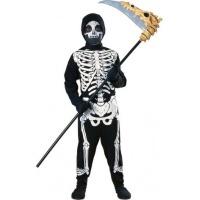 Skelett - maskeraddr�kt barn budget