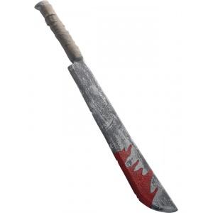 Blodig machete