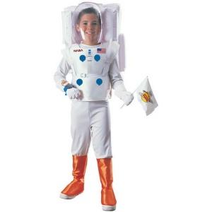 Astronaut maskeraddräkt för barn