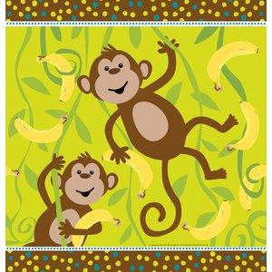 Monkeying around bordsduk i plast