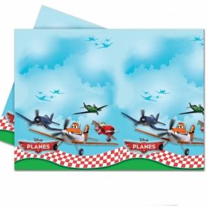 Disney planes - blå bordsduk i plast