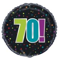 Folieballong - 70!