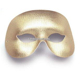 Domino guldcocktail maskeradmask