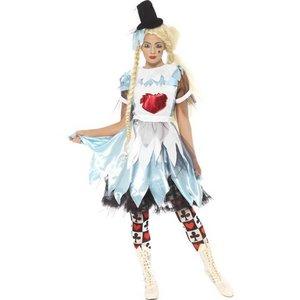 Alice i blunderland maskeraddräkt