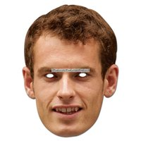 Andy Murray ansiktsmask