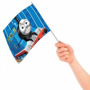 Thomas & vännerna racingflaggor - 6 st