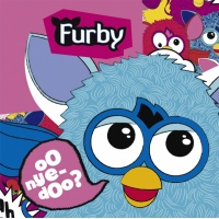 Furby pappersservetter 2-lagers - 20 st