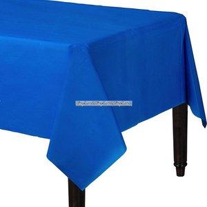 Mörkblå plastduk - 1.4 m x 2.8 m