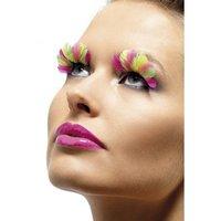 Ögonfransar - neonfjädrar
