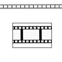 Dekorationsfilm filmremsa
