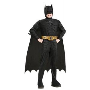 Dark Knight maskeraddräkt barn