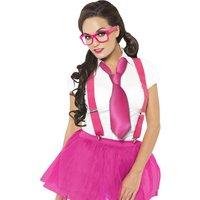 Glamoröst nördkitt - rosa