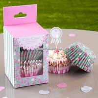 Frills & spills cupcake/muffinsformar - 100 st