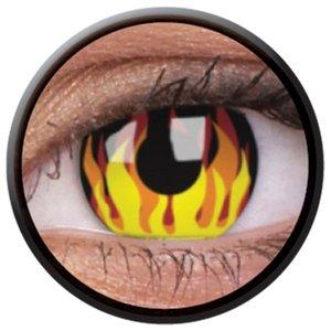 Flame Hot 1-årslinser