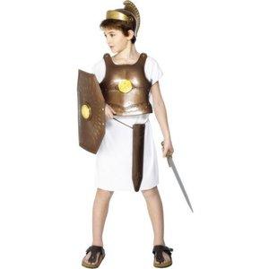 Romersk soldat rustning barn