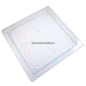 Glazz fyrkantigt Uppläggningsfat - 35 cm