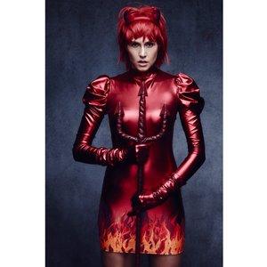She-Devil maskeraddräkt