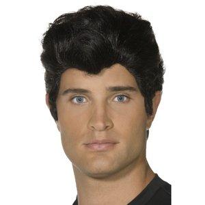 Danny peruk - svart