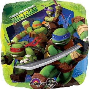 Folieballong - Teenage Ninja Turtle 45 cm