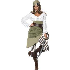 Piratskeppare kvinna