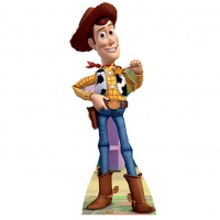 Toy story woody pappfigur - 153cm