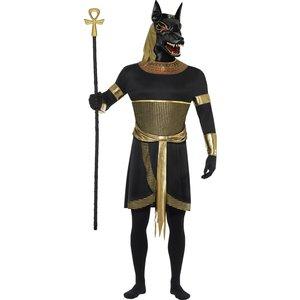 Anubis schakal maskeraddräkt