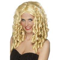 Filmstjärna peruk - Blond