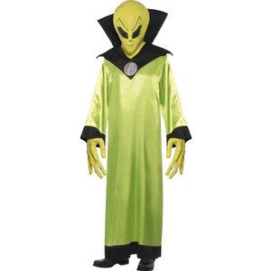Alien Lord maskeraddräkt - Medium