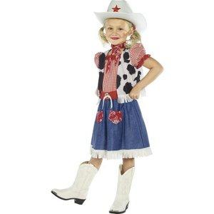 Cowgirldräkt Sheriff - barn