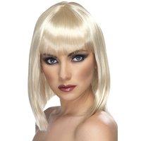 Peruk glam blond