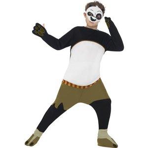 Kung-Fu Panda Po maskeraddräkt
