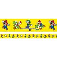 Super Mario banderoll - 2,3m