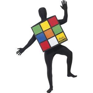 Rubiks kub maskeraddräkt