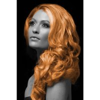 Hårfärg spray, orange