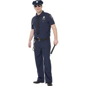 Polisuniform NYPD maskeraddräkt