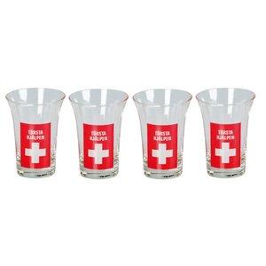 Shotglas - Törsta Hjälpen - 4-Pack