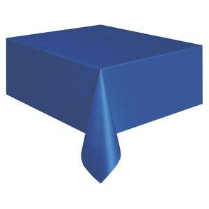 Bordsduk i plast - Blå