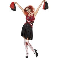 High School Horror Cheerleader maskeraddr�kt