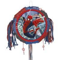 Pinata - Spiderman med dragsnören