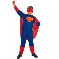 Superhj�lte maskeraddr�kt