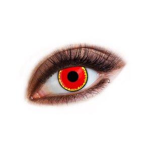 Färgade kontaktlinser - Vampyr