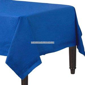 Mörkblå pappersduk - 2 st