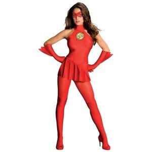 Flash maskeraddräkt kvinna - handla direkt 75f0a3bc279eb
