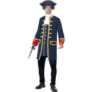 Pirat Kommendör maskeraddräkt
