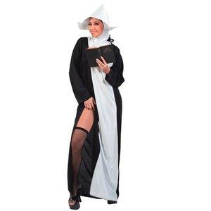 Het nunna maskeraddräkt