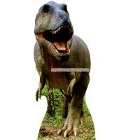 T-Rex Pappfigur - 193cm