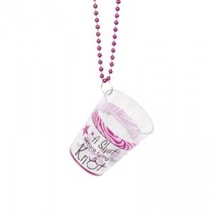 Halsband med shotglas - Nbsp a shot before tying the knot