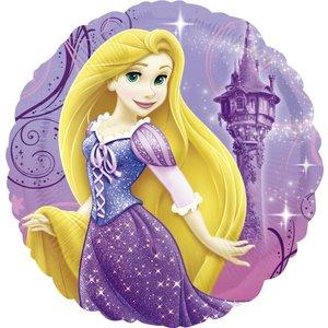 Folieballong - Rapunzel 45 cm