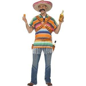 Tequila shotskille maskeraddräkt